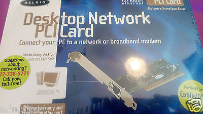 Belkin F5D5000 Desktop Network Card Itworks Bluetooth Usb Adapter Bt-U2 Boxed
