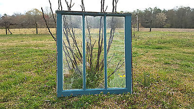 Vintage Sash Antique Wood Window Unique Frame Pinterest Wedding Three Pane 33X30 2