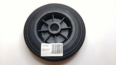 Black Plastic Replacement Jockey Wheel Fits Mp437 155Mm Maypole Genuine Mp226 3
