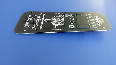 Jimi Hendrix Wah bottom plate THICK/&tougher fits most wahs w//BONUS battery box