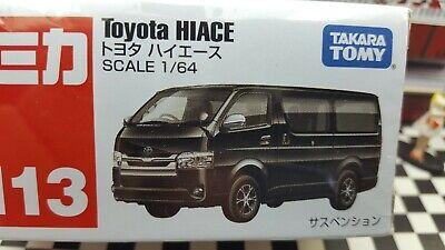 TOMICA 40TH 職人車 TOYOTA HIACE 1//64 TOMY NEW DIECAST CAR 46