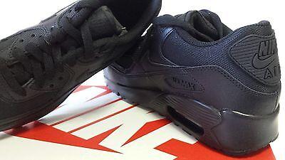 NIKE AIR MAX 90 97 Nera Total Black N.36 Prezzo 80,00 Euro