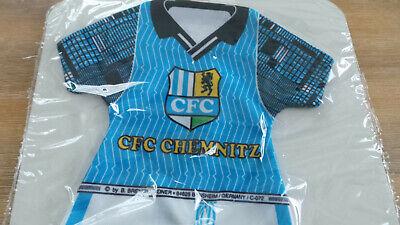 Mini-Trikot Kit CFC Chemnitz #080 Chemnitzer FC Fussball Trikot fürs Auto