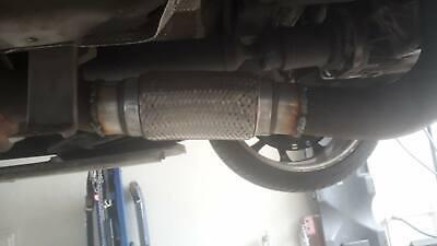 INTERLOCK Flexrohr*Montage ohne Schweißen+Schellen VECTRA C GTS 3.2 V6 155 KW.