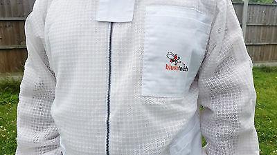 Ventilated Beekeeping Jacket Beekeeper Jacket fencing veil bee Jacket ALL SIZES 3