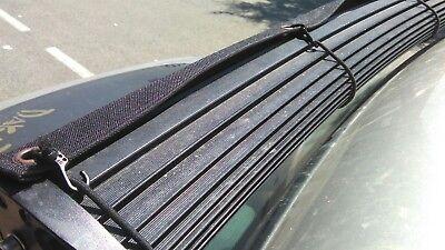 """Off Road, 4x4 Protect led light bar, funda protectora barra de led de 52"""" a 22"""" 7"""