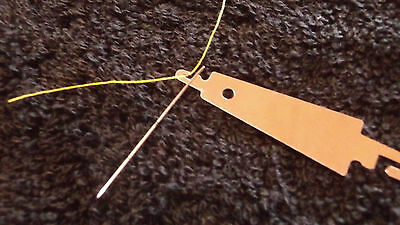 Needle Threader - Metal - None Breakable - Sewing - Knitting - Embroidery 7