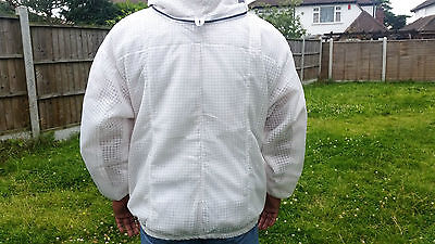 Ventilated Beekeeping Jacket Beekeeper Jacket fencing veil bee Jacket ALL SIZES 11