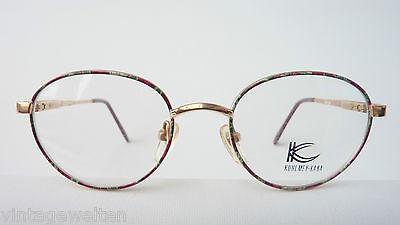 Kuhlmwey Kana Pantobrille Metallgestell Brillenfassung GR:L Kinder Federbügel 2