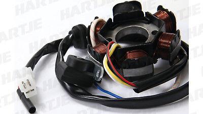Lichtmaschine Stator Zündung Polaris Sportsmann Big Boss 500 ATV 98-01 NEU *