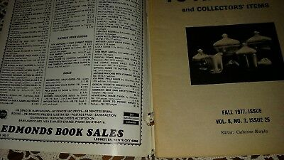 The Antique Trader PRICE GUIDE TO Antiques Volume VIII - 3 - 1977 4