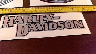 LOT of 10 Harley Davidson stickers for car truck Bike Helmet tool box Free Ship 3