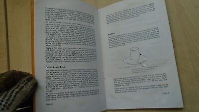 Lely V Mow 165 Instruction Manual 3