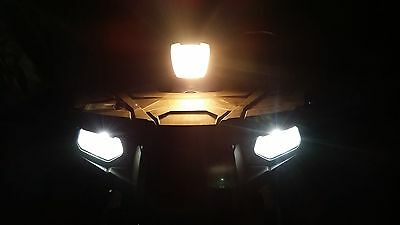 Yamaha BRUIN 250 350 2x4 4x4 Tusk Super White Headlight Bulbs H6M