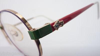 Tifous Kinderbrille Mädchenbrille lila rot grün Federbügel preiswert günstig neu 3
