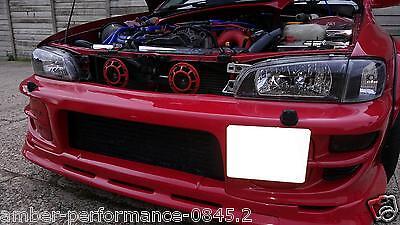 Dual Hella Horns Combo For Subaru Impreza WRX//STI 02-07 Perrin Bracket