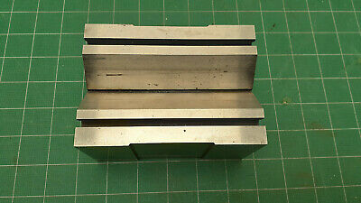 Fowler Precision 52-475-020 Shop-Blox Internal LARGE V-Block 90x70x125 ONE ONLY 5