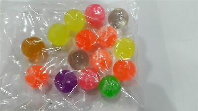 30 MultiColour Jet Bouncy Balls Pinata party loot bag Christmas stocking fillers 4