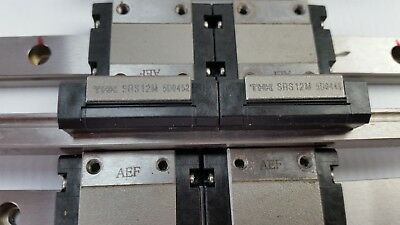 New 70mm THK SRS9 Linear Rail with Bearing Block