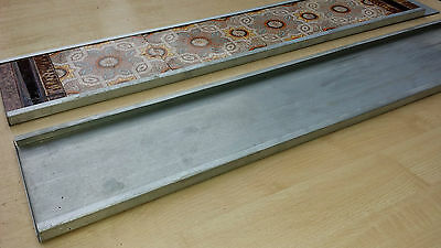 Fireplace / Ceramic Tile Display Holder - Fits Original Tiles  / Reproduction 3