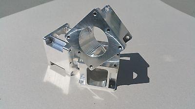 Nema 23 Stepper Motor Mount - CNC Mill, Lathe, Router, Plasma, 3D Printer - USA 4