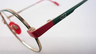 Benetton Markengestell Kinderbrille XXL Pilotenform Metallfassung frame GR:L 3