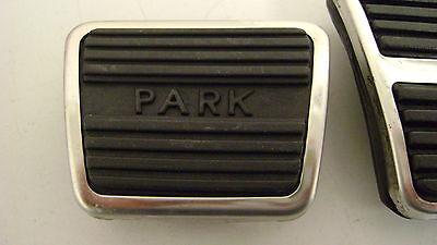 1969-1971 Camaro Pedal Pad Kit Manual Trans W// Disc Brakes