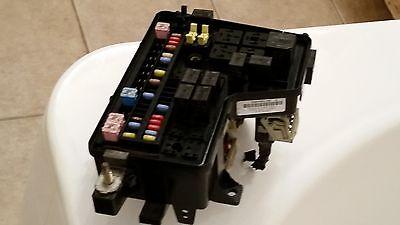 2004 dodge ram1500 under hood fuse box relay panel p56049011af 3