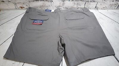NEW Croft /& Barrow Mens Relaxed Side Elastic Shorts Big /& Tall Many Colors 46-52