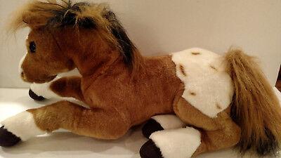 "Breyer 2015 Large Plush Pony ""S'more"" Appaloosa"