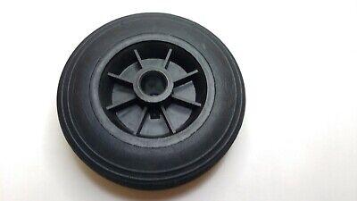 Jockey Wheel Replacement Black Plastic Fits Mp437 155Mm Maypole Genuine Mp226 4