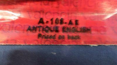 1457M Vtg Amerock Ornate Valencia 108 Drawer/Cabinet Pull Antique English NOS 6