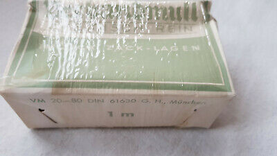 Verbandmull, Chemisch Rein, In Zick Zack-Lagen,Vm 20-80 Din 61630 G.h., München 3