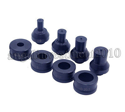 1set  6mm Punching machine die Hydraulic punch die CH-60 up and down mold
