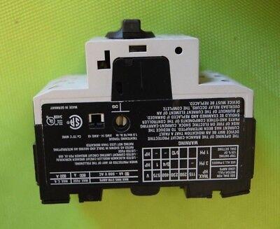EATON Moeller PKZM0 -1,6 Motorschutzschalter  (993) 2
