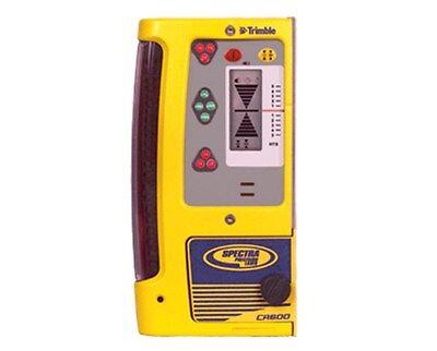 Spectra Precision CR600 Laser Machine Control Receiver C51 Magnetic Mount,Clamp