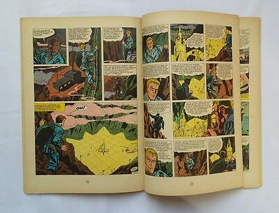 BD - Buck Danny Un prototype a disparu 21 / EO 1960 / HUBINON & CHARLIER 8