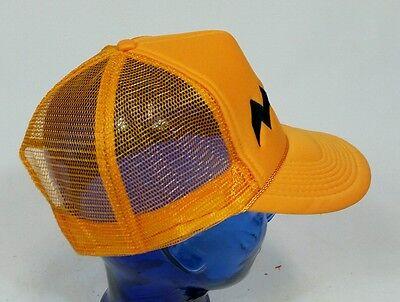 ... NOS Vintage 80s 90s Charlie Brown Snoopy Snapback trucker Rope Hat Cap  Mesh ac91b089c45