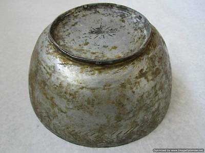 Turkish Islamic Ottoman empire - set of two large copper pots early 18th century 2