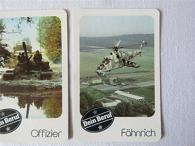 ORIG. NVA Kartenkalender 1986 Kalender Taschenkalender DDR Archivexemplar