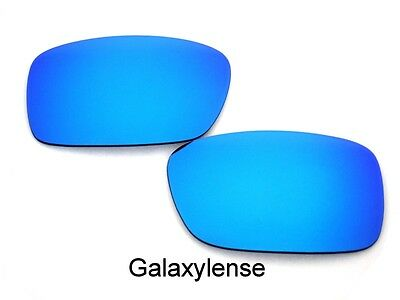 2b025d5c803 ... Galaxy Replacement Lenses For Oakley Crankcase Sunglasses Blue Polarized  2
