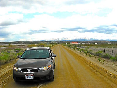 """Rare 2.27 Acre Elko Nevada Lot """"Lucky Nugget Ranches"""" W Power & 2Wd Access! Nr 6"""