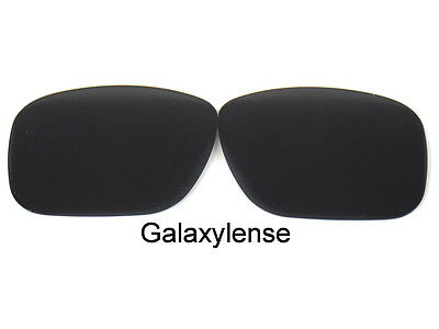 444a9ab84a ... Galaxy Replacement Lenses For Oakley Holbrook Iridium Black Color  Polarized 2
