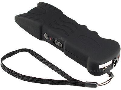 VIPERTEK BLACK VTS-979 - 73 BV Rechargeable LED Police Stun Gun + Taser Case 4