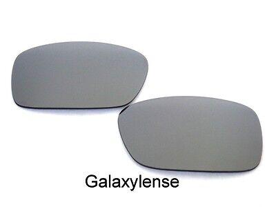 7396ebac58 ... Galaxy Replacement Lenses For Oakley Crankcase Sunglasses Titanium  Polarized 2