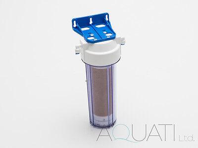 "Deionization DI Stage Refillable 10"" Cartridge Polishing for RO System Aquati 2"
