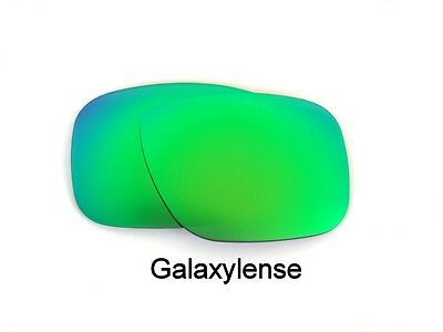 e8955000b5 3 3 of 9 Galaxy Replacement Lenses For Oakley Holbrook Green 100% UVAB  Polarized! 4
