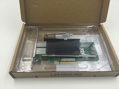 Intel OEM X540-T2 10G Dual RJ45 Ports PCI-Express Ethernet Network Adapter