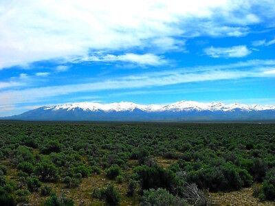 Rare! 1.05 Acre Elko Nevada Lot W Power & Ez Access~Surveyed!  Cash~No Reserve! 12