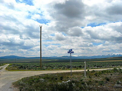 Elko Nevada 2.27 Acre Lot  W Power~Lake! Only $295 Down & Financed @ 0% Interest 9